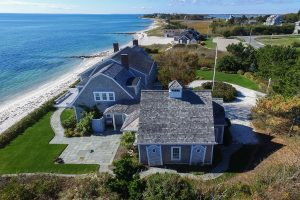 cape cod ocean front home