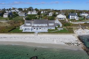 Cape Cod beachfront home