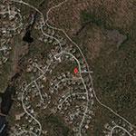 5 Driftwood Lane Mashpee aerial shot