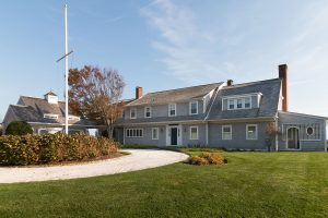 Cape Cod stately home